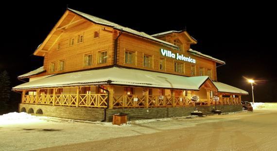 Villa Jelenica- Górski Park Równica