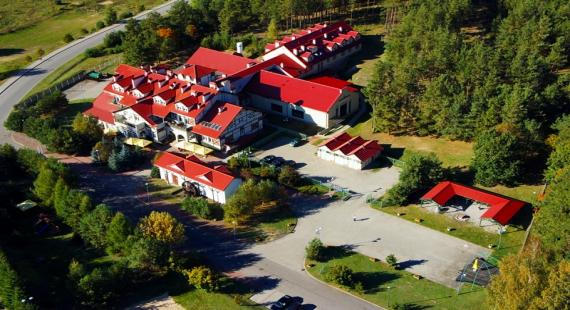 Hotel Miłomłyn Zdrój Medical SPA Vitality