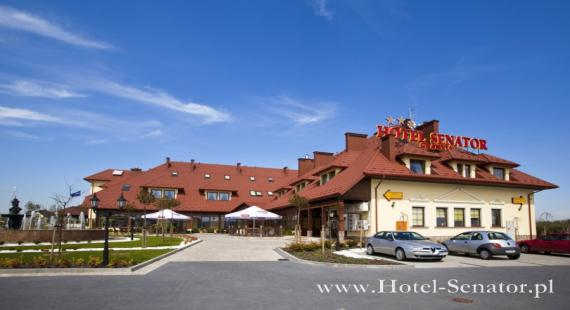 Hotel Senator Gran Via k. Rzeszowa