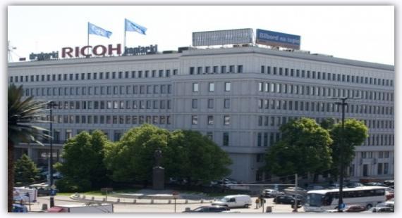 Centrum Bankowo - Finansowe Nowy Świat
