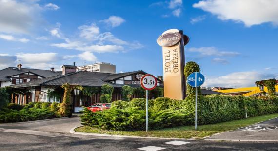 Oberża i Hotel*** Skarbek