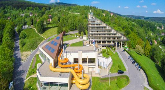 Interferie Hotel MALACHIT - Aquapark